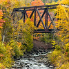 Autumn Trestle