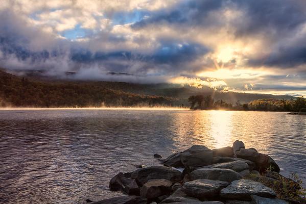 Crystal Lake Sunburst