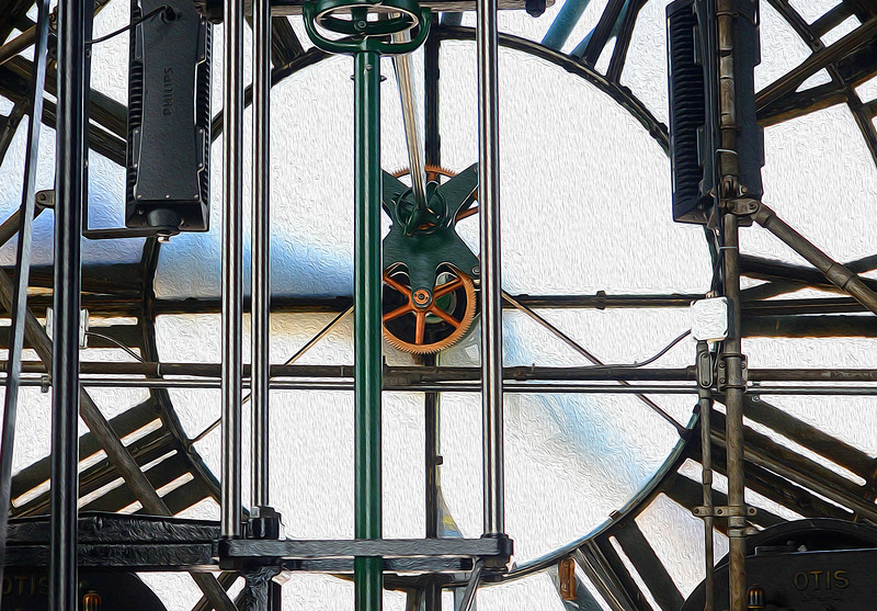 Bromoseltzer Tower - Clock Room