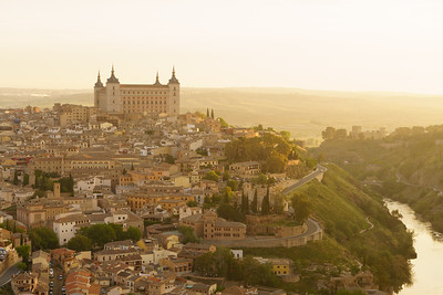 Toledo Sunrise || Toledo, Spain