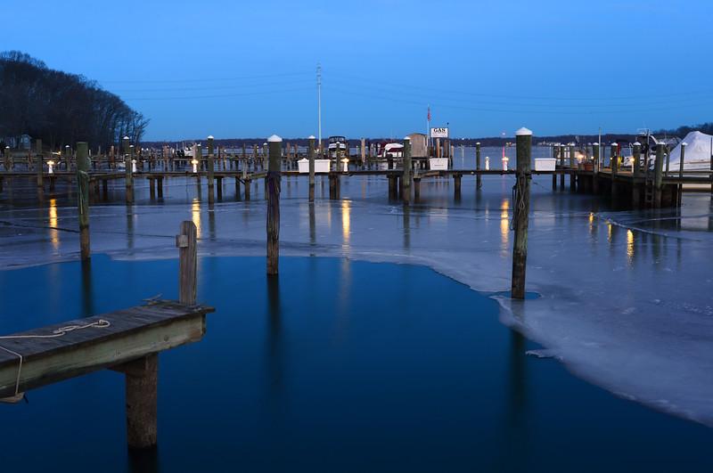 Otter Point Marina