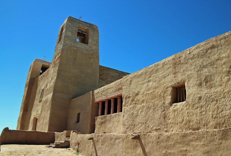 San Estevan del Rey Mission Church, Acoma Pueblo