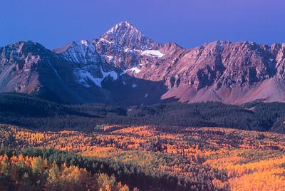 Wison Peak Sunrise