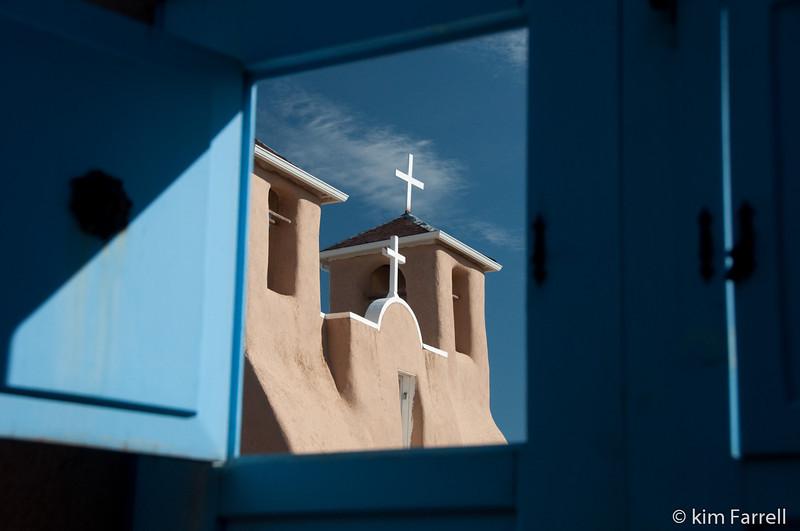 St. Francis de Assisi, Ranchos Taos.