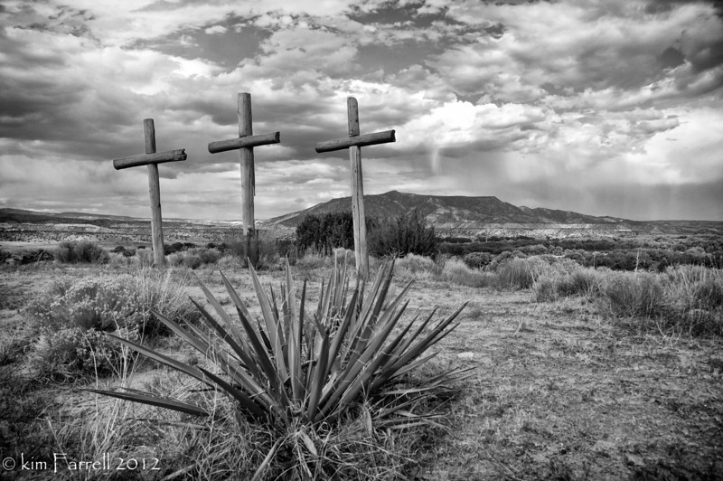 La Morada.  Abiquiu, NM.