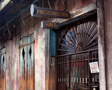"""PRESERVATION HALL JAZZ I""New Orleans, Louisiana.© Chris Moore - Exploring Light PhotographyPURCHASE A PRINT"