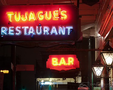 """TUJAGUE'S II""New Orleans, Louisiana.© Chris Moore - Exploring Light PhotographyPURCHASE A PRINT"