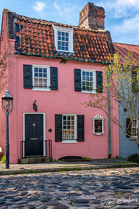 The Pink House - 17 Chalmers St.