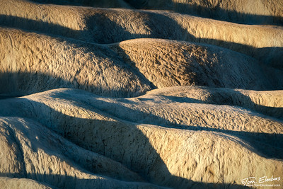 Zabriskie Point Detail II