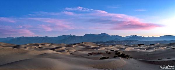 Mesquite Flat Sand Dunes Sunrise I