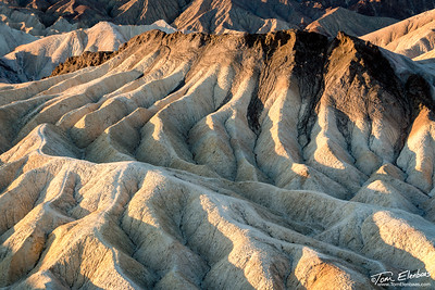 Zabriskie Point Detail I