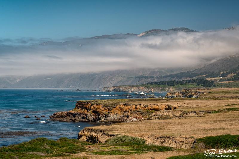 San Simeon Coast