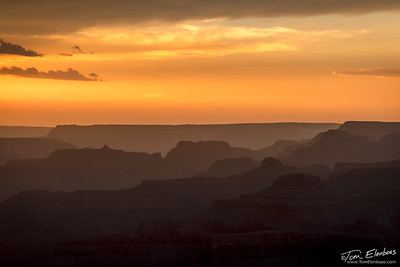 Yavapai Point Sunset II