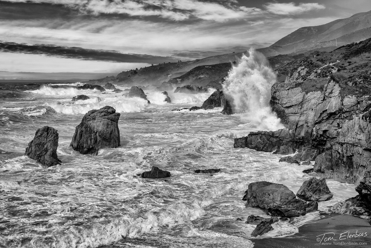Garrapata Beach III, Big Sur