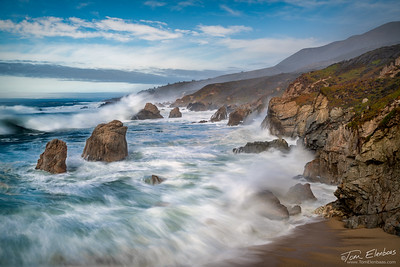 Garrapata Beach II, Big Sur