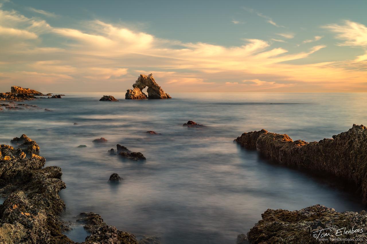 Little Corona del Mar Arch I