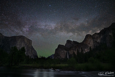 Gates of the Valley Milky Way