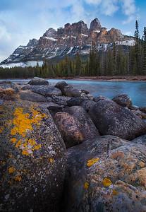 Canadian Castle - Banff National Park, Alberta