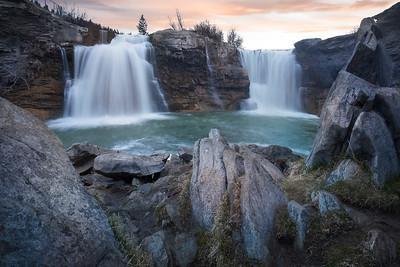 Lundbreck - Crowsnest Pass, Alberta