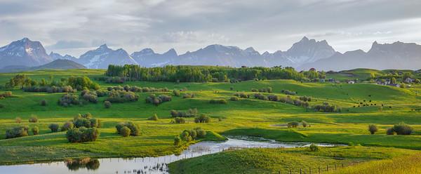 A Golfer's Dream - Pincher Creek, Alberta