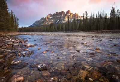 Bow Valley Rock Garden - Banff National Park, Alberta