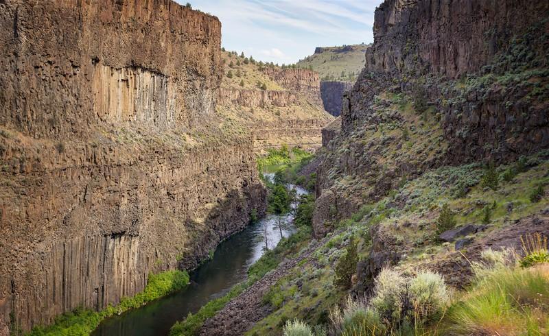 Crooked Canyon - Terrebonne, Oregon