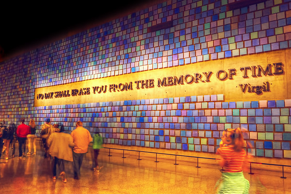 9/11 memorial & museum