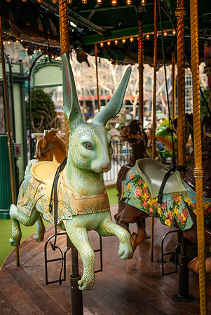 The Bryant Park Carousel