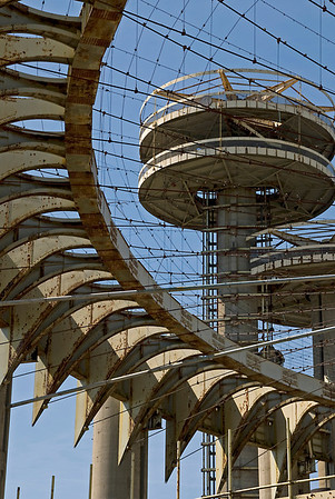 World's Fair remains, Flushing Meadow Park, Queens, NY