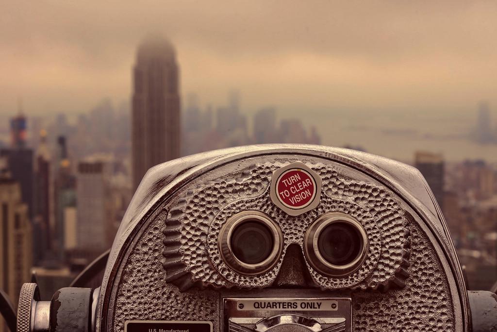 Top of the Rock (Rockfeller Center - New York City)