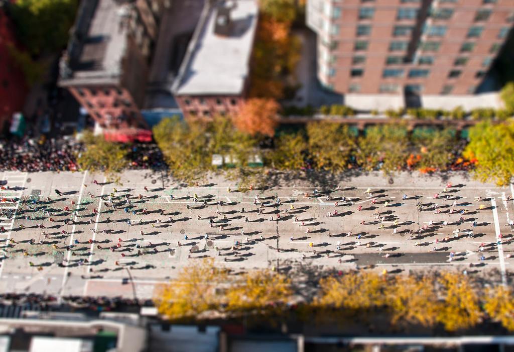 ING NYC Marathon 2011 (1)- Manhattan, NY