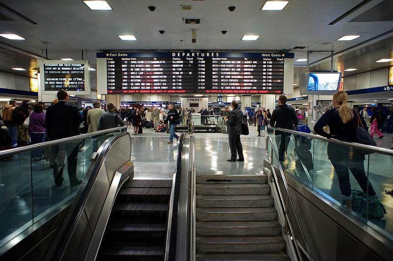Pennsylvania Station - New York, New York