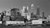 New York from Ferry: 1965, probably in March