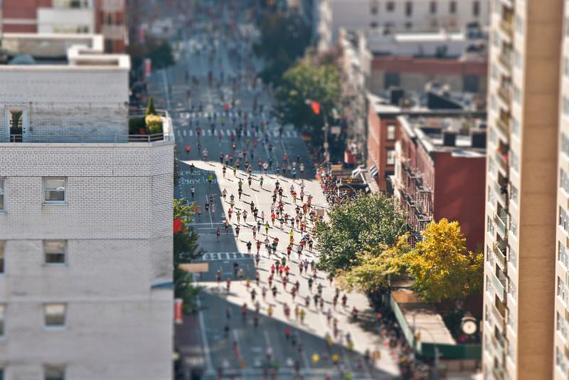 ING NYC Marathon 2011 (2)- Manhattan, NY