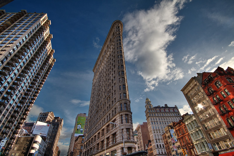 Flatiron Building - New York, New York