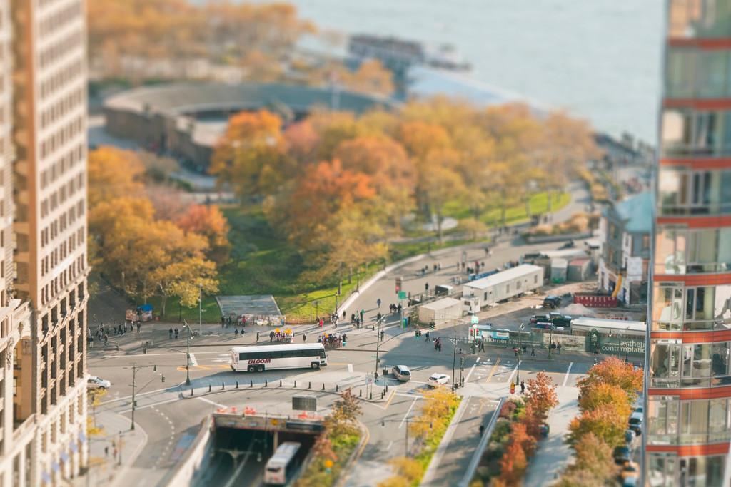 Battery Park City - Manhattan, NY