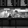 Ticket Booth, Long Island Rail Road - New York, New York