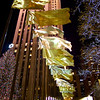Golden Flags, Rockefeller Center - New York, New York