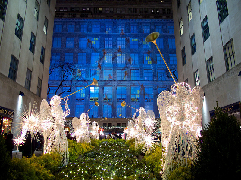 Saks Fifth Avenue Holiday Show #1 - New York, New York