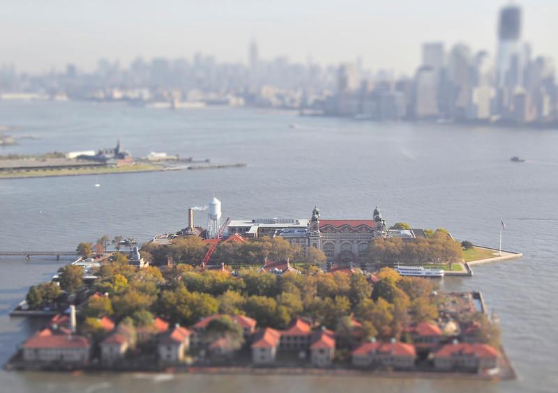 Ellis Island (Helicopter) - Ellis Island, NY