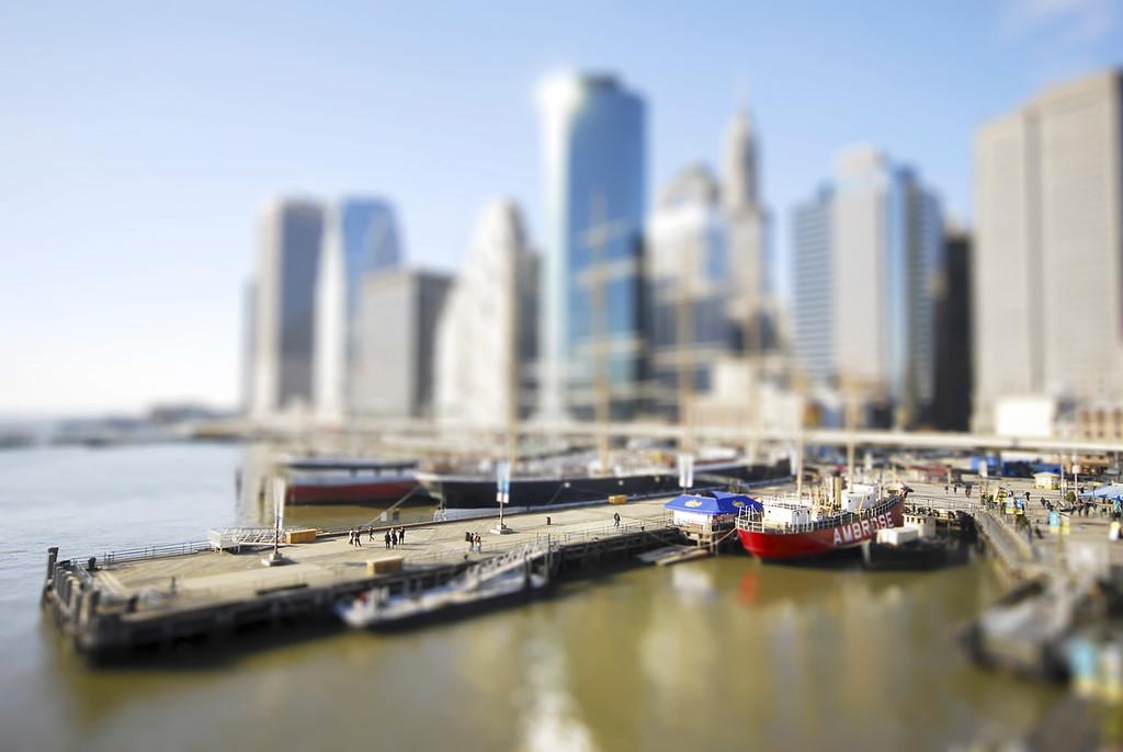 South Street Seaport - Manhattan, NY
