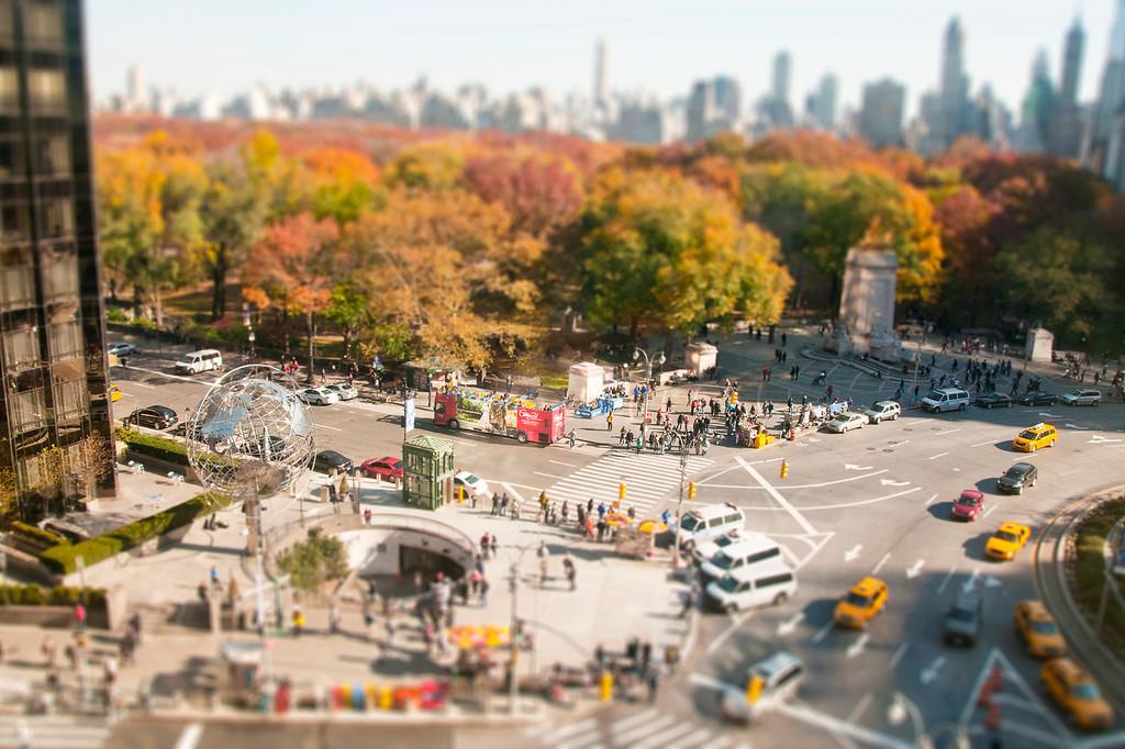 Columbus Circle, 59th Street - Manhattan, NY