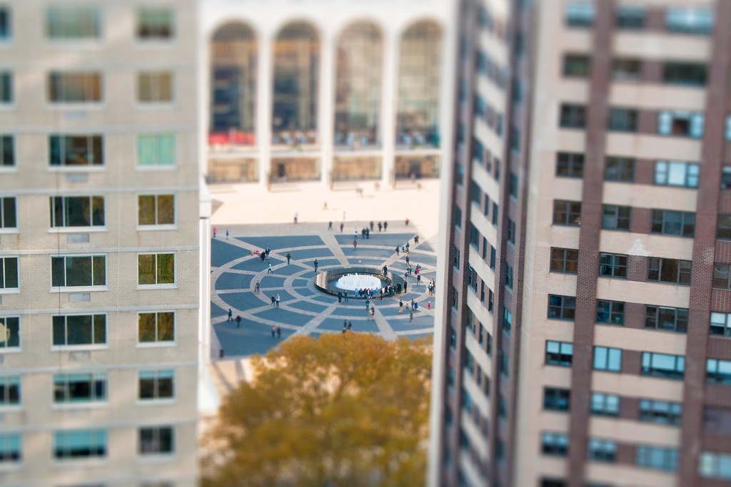 Lincoln Center - Manhattan, NY