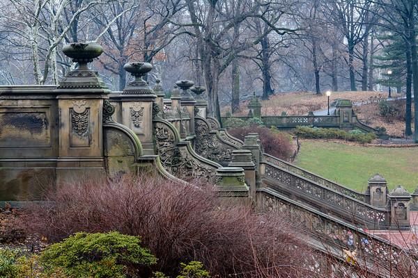 Bethesda Fountain - Central Park