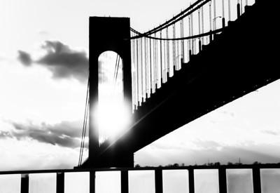 Past the Bridge