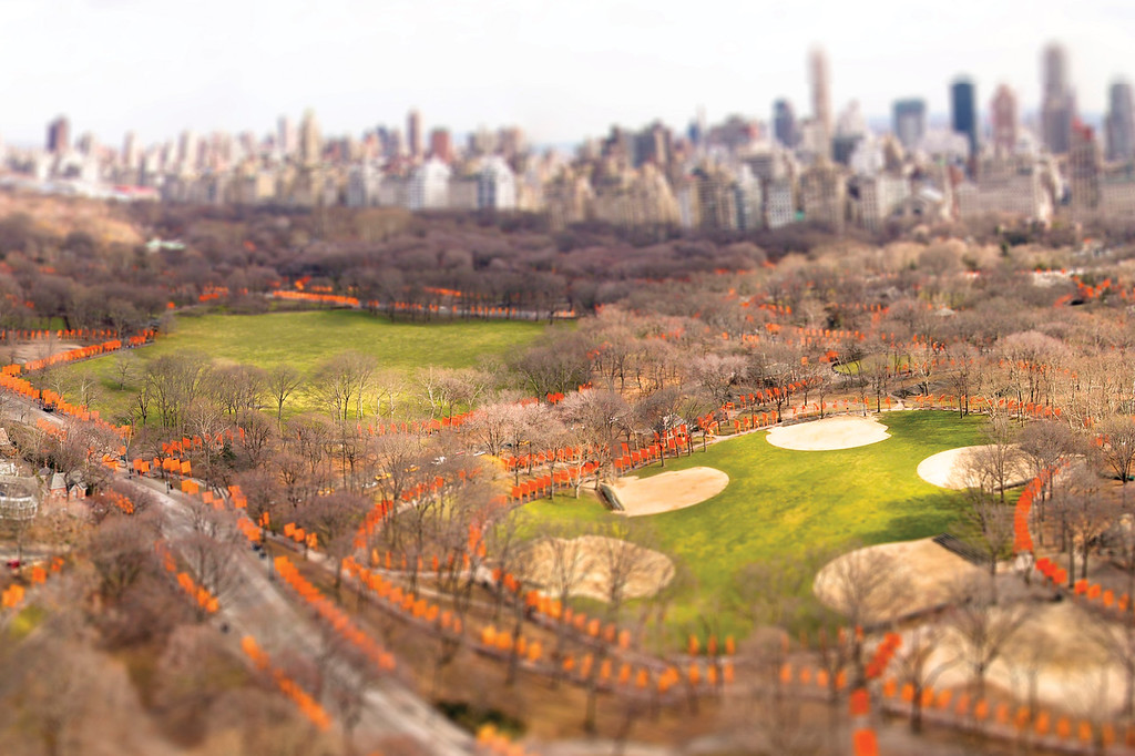The Gates - Manhattan, NY