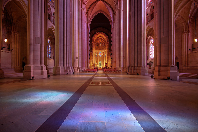 Cathedral of Saint John the Divine - New York, New York - Urban ...