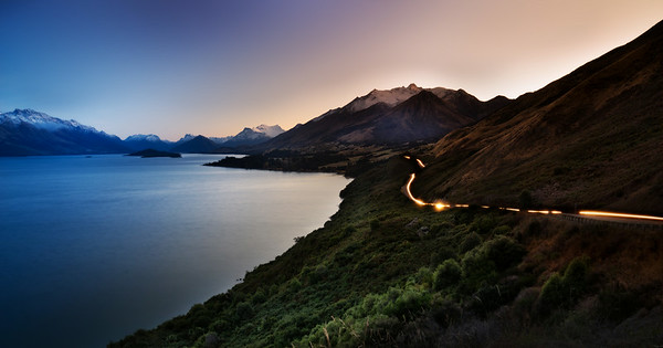 Road to Glenorchy