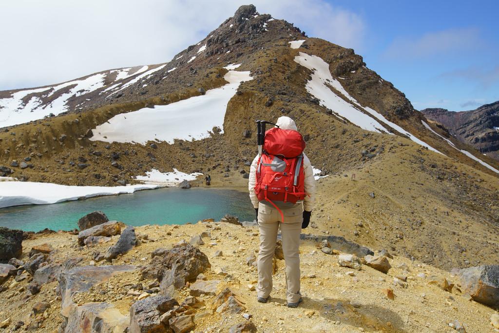 Volcanic Explorer || Tongariro National Park, NZ