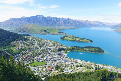Adventure Town || Queenstown, New Zealand